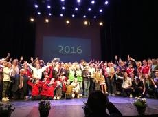 Sporttrofee Deurne 2016