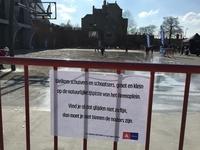 Ijspret op het Arenaplein!